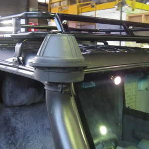 Toyota LandCruiser 79 Series Single Cab roof rack