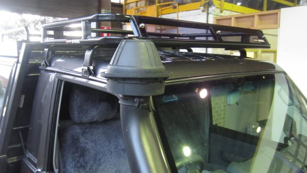 Toyota LandCruiser 79 Series Single Cab roof rack